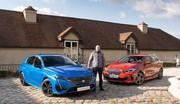 Peugeot 308 (2021) vs BMW Série 1 : La lionne vise le Premium