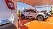 Dacia Spring en location 5 euros par jour dans les centres E.Leclerc