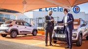 La Dacia Spring en location pour 5 euros par jour chez Leclerc