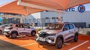 La Dacia Spring en location chez Leclerc à 5 € par jour