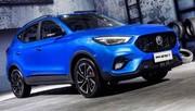 MG ZS T : après l'électrique, le moteur turbo pour fin 2021
