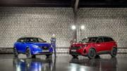 "Nissan Qashqai (2021) vs Peugeot 3008 : Le ""classico"" des SUV compacts"