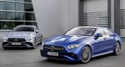 Mercedes CLS (2021) : Restylage discret pour le coupé quatre portes