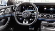Voici le Mercedes CLS restylé