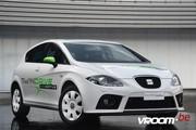 Seat Leon Twin Drive Ecomotive : Entièrement électrique !