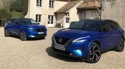 Comparatif vidéo - Nissan Qashqaï vs Peugeot 3008 : les premiers de la classe