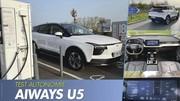 Essai Aiways U5 (2021) : Le test vérité sur l'autonomie du SUV chinois