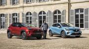 Toyota Yaris Cross (2021) : Premier match face au Renault Captur