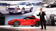 Akio Toyoda : personnalité auto de l'année 2021