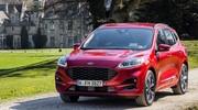 Essai Ford Kuga FHEV : l'hybride sans prise de tête