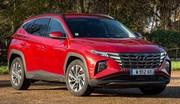 Hyundai Tucson (2021) : Hausse des prix et tarifs de la finition N Line