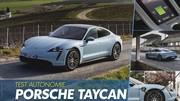 Essai Porsche Taycan 2021 : notre test autonomie du modèle propulsion