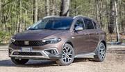 Essai vidéo Fiat Tipo Cross (2021) : le crossover abordable et pratique