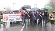 Stellantis à Douvrin, les élus de terrain pour l'emploi