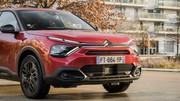 Essai de la Citroën C4 : confort surélevé