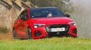 Essai Audi S3 Berline 2021