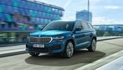 Škoda Kodiaq : remodelage sportif