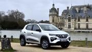 Essai Dacia Spring (2021) : l'électrique est enfin abordable !