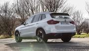 Essai du BMW iX3 : petit frère branché