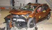 Nouvelle Dacia Sandero Stepway (2021) : seulement 2 étoiles au crash-test Euro NCAP !