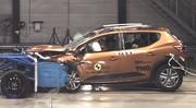 Dacia Sandero. 2 étoiles Euro NCAP malgré un crash test honorable