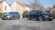 Comparatif Renault Mégane Estate VS Skoda Octavia Combi : à chacun ses arguments