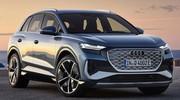 Voici les nouveaux Audi Q4 e-tron et Q4 e-tron Sportback (2021)