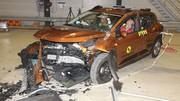 La Dacia Sandero avec 2 étoiles au crash-test : Comment interpréter cela ?