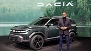 Dacia : Alejandro Mesonero quitte déjà la direction du design