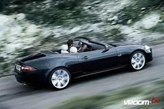 Jaguar XK : Menus aménagements et puissance en hausse !