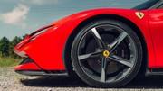 La première Ferrari 100 % électrique arrivera en 2025