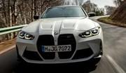 Essai BMW M3 Competition : dans l'antre démoniaque Bibendum
