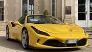 Essai Ferrari F8 Spider : une crinière au vent