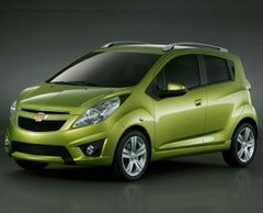 Chevrolet Beat Spark : Promesse tenue