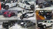 Euro NCAP 2021 : les voitures les plus sûres (148 modèles)
