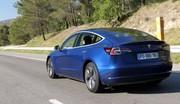 Tesla : légère hausse de prix sur la Model 3