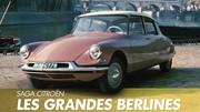 La saga des grandes berlines Citroën : de la DS à la C5 X