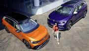 Volkswagen ID.6 (2021) : Le SUV électrique à 7 places