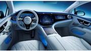 Mercedes EQS : l'électrique aux 770 km d'autonomie