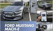 Essai Ford Mustang Mach-E : La vérité sur l'autonomie du SUV électrique