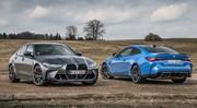 BMW M3 et M4 xDrive (2021). 4 500 € pour la transmission intégrale
