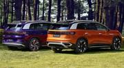 Volkswagen ID.6 : un ID.4 rallongé et avec 7 places !
