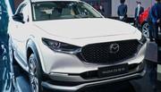 Mazda dévoile un inédit CX-30 électrique