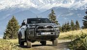 Essai Toyota Hilux 2.8 D-4D Invincible : L'aventure vous attend