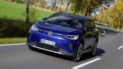 Volkswagen ID.4 : voiture mondiale de l'année 2021