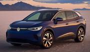 WCOTY : la Volkswagen ID.4 voiture mondiale de l'année 2021