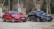 Essai Audi A3 40 TFSIe VS Mercedes A250e : du premium pur jus