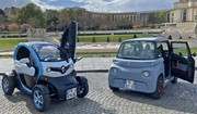 Essai comparatif : Citroën AMI vs Renault Twizy, le choc du futur !