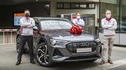 Audi Brussels : 100.000 e-tron produits !