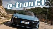 Essai Audi RS e-tron GT : Belle à en crever… pour lui surtout…